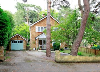Thumbnail 3 bed detached house for sale in Diamond Ridge, Camberley