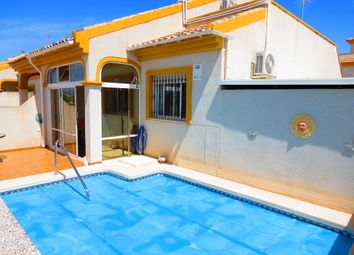 Thumbnail 3 bed semi-detached house for sale in Calle Jose Garcia Hurtado, Costa Blanca South, Costa Blanca, Valencia, Spain