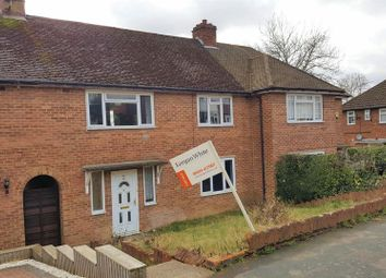 Thumbnail 3 bed terraced house for sale in Buckingham Drive, High Wycombe
