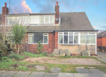 Thumbnail 4 bed semi-detached bungalow for sale in Whiteholme Drive, Poulton-Le-Fylde