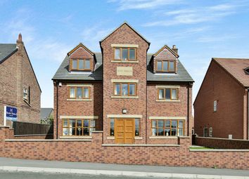 Thumbnail 7 bed detached house for sale in Jobson Meadows, Stanley, Crook