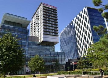 Thumbnail 2 bed flat to rent in Number One Media City, Salford Quays