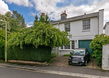 Thumbnail 3 bed semi-detached house to rent in St James Villas, Winchester