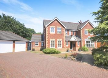 Thumbnail 5 bed detached house for sale in York Crescent, Wilmslow, Cheshire