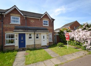 Thumbnail 2 bed end terrace house to rent in Desborough Way, Thorpe St. Andrew, Norwich