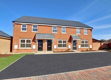 3 bed end terrace house for sale in Mahaddie Way, Warboys, Huntingdon PE28