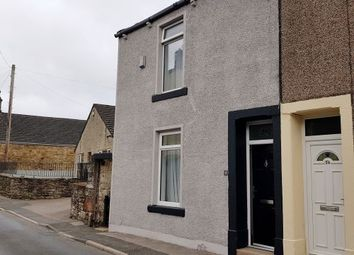 Thumbnail 2 bed end terrace house for sale in Foundry Road, Parton, Whitehaven, Cumbria