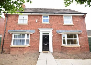 Thumbnail 4 bed detached house for sale in Badminton Road, Downend, Bristol
