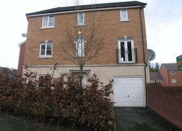 Thumbnail 4 bedroom semi-detached house for sale in Clancey Way, Halesowen