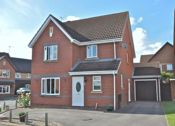Thumbnail 4 bed detached house for sale in Thorn Lea, Evesham, Worcestershire