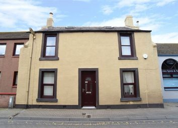 Thumbnail 3 bed terraced house for sale in Seagate, Arbroath, Angus