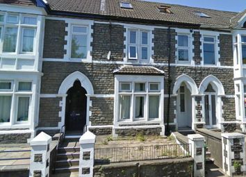 Thumbnail 6 bed terraced house to rent in Llantwit Road, Treforest, Pontypridd