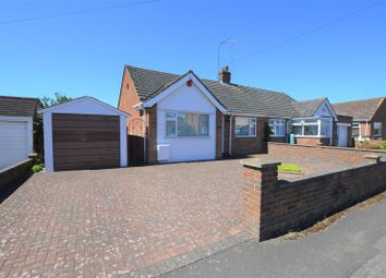 Thumbnail 3 bed semi-detached bungalow for sale in Cemetery Road, Houghton Regis, Dunstable