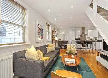 Thumbnail 2 bed mews house to rent in Elliotts Place, London
