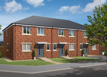 Thumbnail 3 bedroom town house for sale in Plot 3, West Street, Darfield, Barnsley