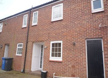 Thumbnail 3 bedroom town house to rent in Southerwood, Norwich