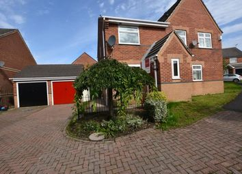 Thumbnail 2 bed semi-detached house for sale in Tippett Close, Whinney Heights, Blackburn, Lancashire