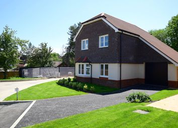 Thumbnail 3 bedroom detached house for sale in Brick Lane, Slinfold
