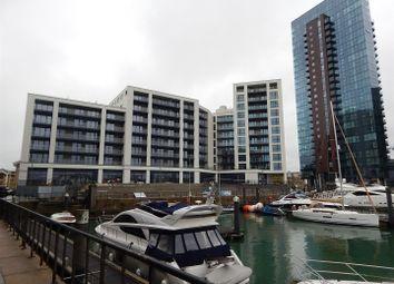 Thumbnail 2 bed flat to rent in Maritime Walk, Ocean Village, Southampton