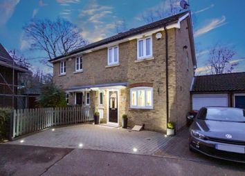 Thumbnail 3 bed semi-detached house to rent in Updown Way, Chartham, Canterbury