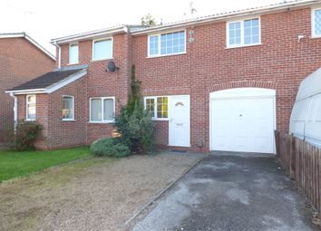 Thumbnail 2 bed terraced house for sale in Wolverley Grange, Alvaston, Derby