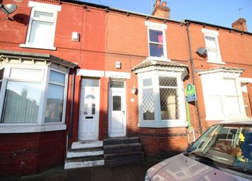Thumbnail 3 bed terraced house for sale in Lister Avenue, Balby, Doncaster