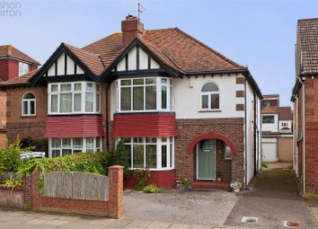 Thumbnail 4 bed semi-detached house for sale in Berriedale Avenue, Hove