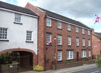 Thumbnail 2 bed flat to rent in Cheshire Street, Audlem, Crewe
