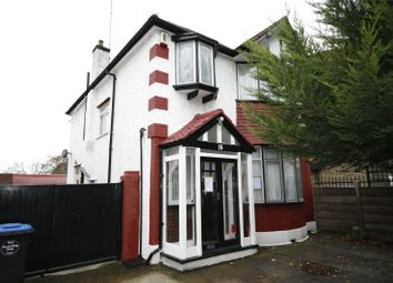 Thumbnail 3 bed detached house for sale in Sherrick Green Road, London