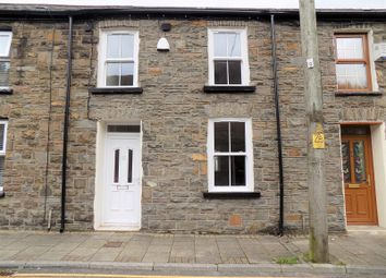 Thumbnail 3 bed terraced house to rent in Brook Street, Blaenrhondda, Treorchy, Rhondda, Cynon, Taff.