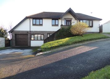 Thumbnail 5 bed detached house for sale in Summerfield Close, Mevagissey, St. Austell