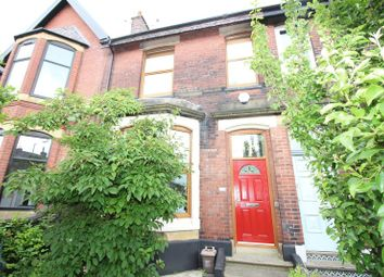 Thumbnail 4 bed terraced house for sale in Tottington Road, Bury
