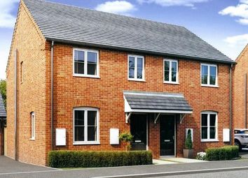 Thumbnail 3 bed semi-detached house for sale in Plot 7 - The Clyde, Cowley Park, Donington