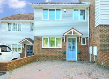 Thumbnail 3 bedroom terraced house to rent in St. Radigunds Road, Dover