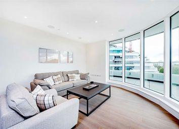 Thumbnail 2 bed flat to rent in Cascade Court, Vista Chelsea Bridge Wharf, London