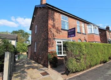 Thumbnail 3 bed semi-detached house for sale in Handforth Road, Wilmslow