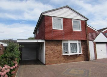 Thumbnail 3 bed detached house for sale in St Davids Close, West Bromwich