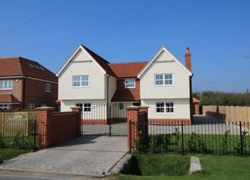 Thumbnail 5 bedroom detached house for sale in Colchester Road, Great Bromley
