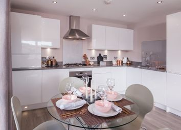 "Thumbnail 2 bed flat for sale in ""Block 10 Apartment"" at Mugiemoss Road, Bucksburn, Aberdeen"