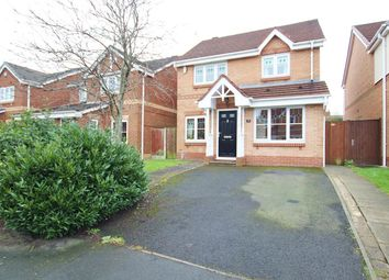3 bed detached house for sale in Whitchurch Close, Padgate, Warrington WA1