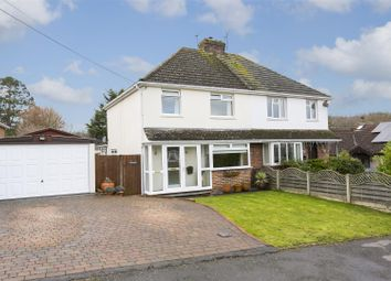 3 bed semi-detached house for sale in Clearway, Addington, West Malling ME19
