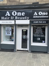 Thumbnail Retail premises for sale in Albert Place, Edinburgh