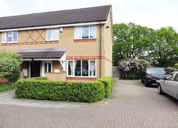 Thumbnail 4 bed end terrace house for sale in Dahlia Close, Cheshunt, Waltham Cross