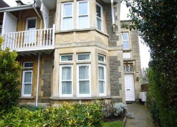Thumbnail 4 bed maisonette to rent in Evelyn Road, Bath