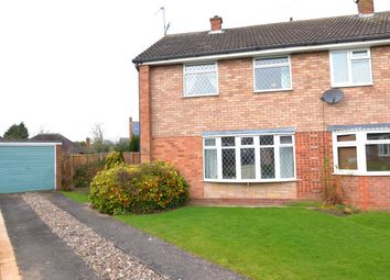 Thumbnail 3 bed semi-detached house for sale in Orchard Crescent, Penkridge, Stafford