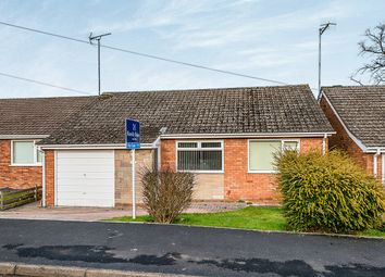 Thumbnail 3 bed bungalow for sale in Churchfield Road, Eccleshall, Stafford