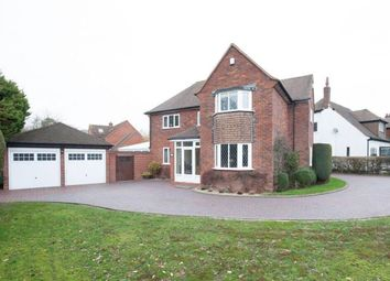 Thumbnail 4 bed detached house for sale in Park View Road, Sutton Coldfield