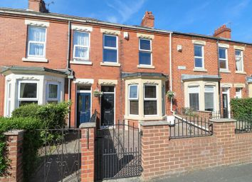 Thumbnail 4 bed terraced house for sale in Ravensworth Terrace, Dunston, Gateshead