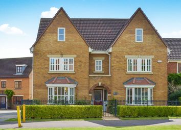 Thumbnail 6 bed detached house for sale in Vernier Crescent, Medbourne, Milton Keynes