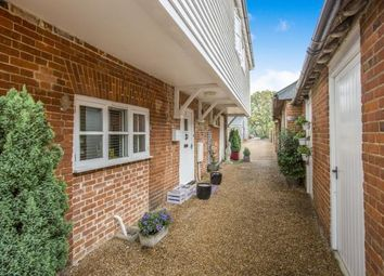 Thumbnail 2 bed end terrace house for sale in ., Hingham, Norfolk